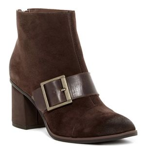 KORKS by Kork-Ease Denoon Suede Buckle Boots